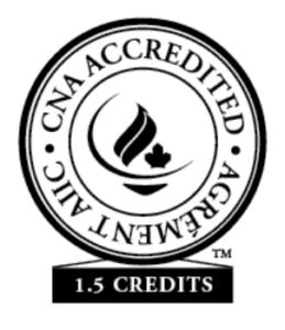 CNA accreditation