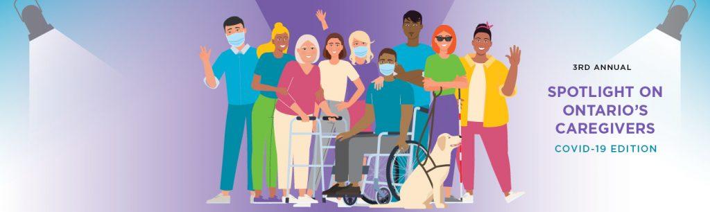 2020 Spotlight on Ontario Caregivers – COVID-19 Edition