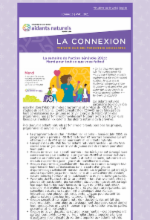 Bulletin de nouvelles avril 2021